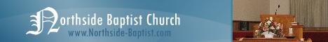 Northside-Baptist.com Banner